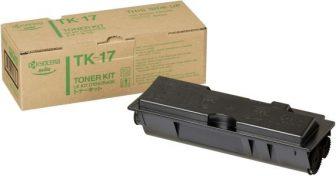 Kyocera Mita TK-17 toner cartridge - black (Kyocera TK-17)