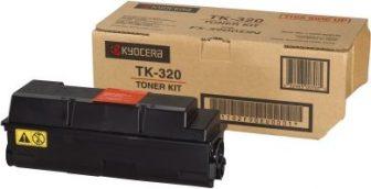 Kyocera Mita TK-320 toner cartridge - black (Kyocera TK-320)