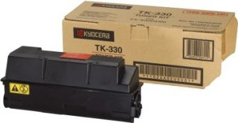 Kyocera Mita TK-330 toner cartridge - black (Kyocera TK-330)