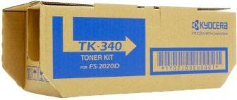 Kyocera Mita TK-340 toner cartridge - black (Kyocera TK-340)