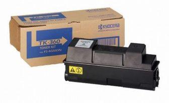 Kyocera Mita TK-360 toner cartridge - black (Kyocera TK-360)