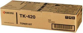 Kyocera Mita TK-420 toner cartridge - black (Kyocera TK-420)