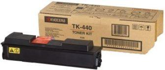 Kyocera Mita TK-440 toner cartridge - black (Kyocera TK-440)