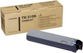 Kyocera Mita TK-510K toner cartridge - black (Kyocera TK-510K)