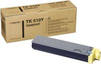 Kyocera Mita TK-510Y toner cartridge - yellow (Kyocera TK-510Y)
