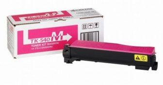 Kyocera Mita TK-540M toner cartridge - magenta (Kyocera TK-540M)