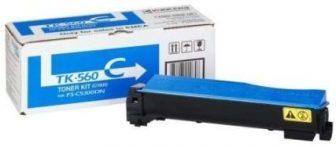 Kyocera Mita TK-560C toner cartridge - cyan (Kyocera TK-560C)