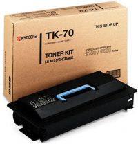 Kyocera Mita TK-70 toner cartridge - black (Kyocera TK-70)