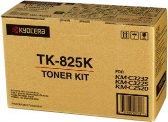 Kyocera Mita TK-825K toner cartridge - black (Kyocera TK-825K)