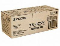 Kyocera Mita TK-825Y toner cartridge - yellow (Kyocera TK-825Y)