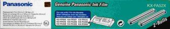 Panasonic KX-FA52X thermo transzfer fólia faxkészülékekhez - 2 tekercs / doboz (Panasonic KX-FA 52X)