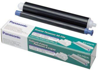 Panasonic KX-FA57E thermo transzfer fólia faxkészülékekhez - 1 tekercs / doboz (Panasonic KX-FA57E)