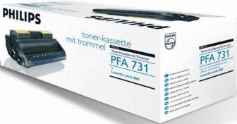 Philips PFA-731 toner cartridge - fekete (Philips PFA-731)