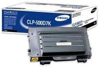 Samsung CLP-500D7K festékkazetta - fekete (Samsung CLP-500D7K)