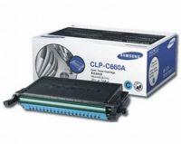 Samsung CLP-C660A festékkazetta - cián (Samsung CLP-C660A)