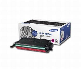 Samsung CLP-M660A festékkazetta - bíbor (Samsung CLP-M660A)
