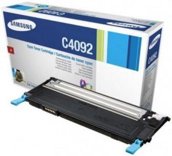 Samsung CLT-C4092S festékkazetta - cián (Samsung CLT-C4092S)