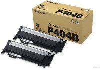 Samsung CLT-P404B festékkazetta csomag - 2 darab fekete toner (Samsung CLT-P404B)