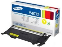 Samsung CLT-Y4072S festékkazetta - cián (Samsung CLT-Y4072S)