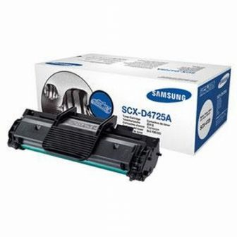 Samsung SCX-4725A festékkazetta - fekete (Samsung SCX-4725A)