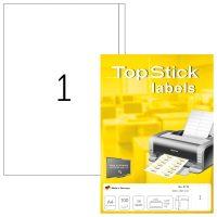 TopStick 8719 öntapadós etikett címke