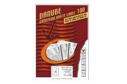 Danube etikett címkék